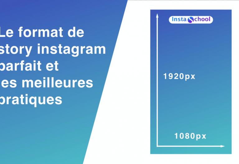 Le bon format story instagram, tout savoir sur les dimensions