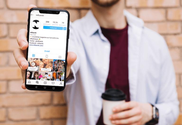 Les secrets pour être populaire sur Instagram: 4 Astuces